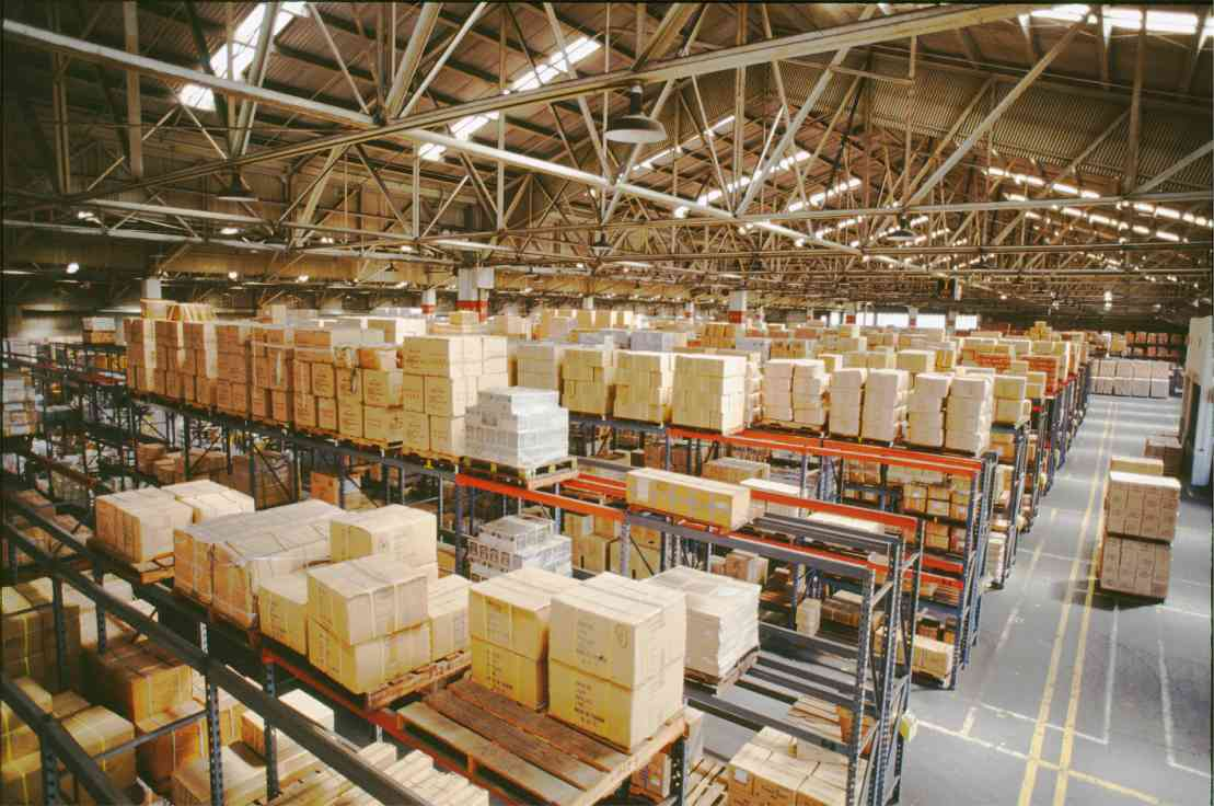 WAREHOUSE SERVICES: On-demand Inventory vs. Just In Time